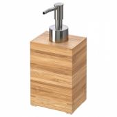 ДРАГАН Дозатор для жидкого мыла, бамбук