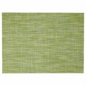 СНУББИГ Салфетка под приборы, зеленый, 45x33 см